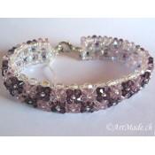 Bracelets with crystals from Swarovski® (7)
